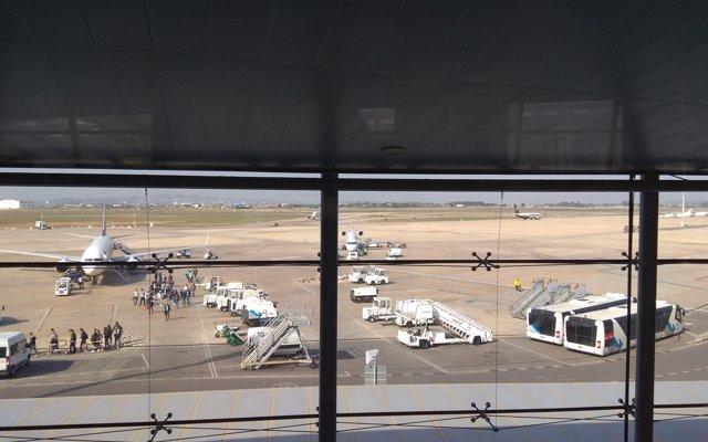 Aena concluye la insonorización de 502 viviendas más del Plan de Aislamiento Acústico del aeropuerto de Valencia