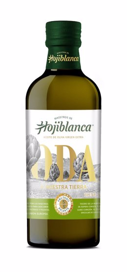 Hojiblanca, aceite de Deoleo