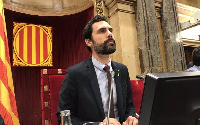 Torrent incluye la ley para investir a Puigdemont a distancia en el pleno del jueves