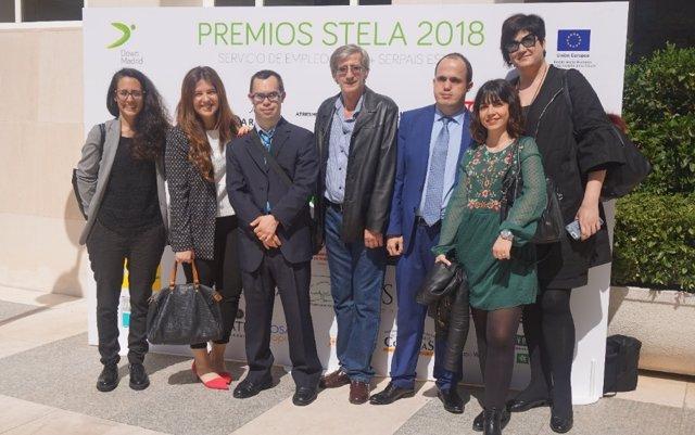 OHL recibe dos Premios Stela 2018 por su compromiso por la integración laboral de personas con discapacidad intelectual