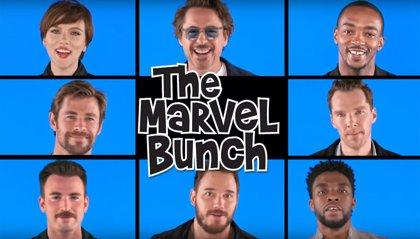 Infinity War: Los Vengadores se convierten en 'The Marvel Brunch' con Jimmy Fallon (VÍDEO)