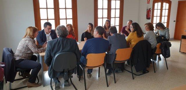 Educación se reúne con las Amipas de Ibiza