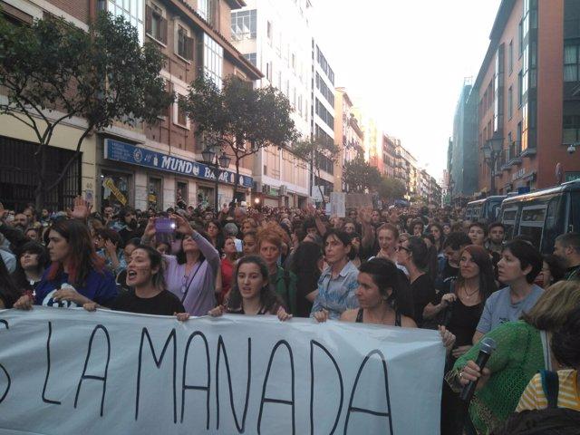 Concentraciones En Toda España Si No Estamos Muertas No