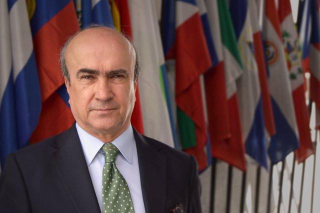 El español Mariano Jabonero, nuevo secretario general de la OEI