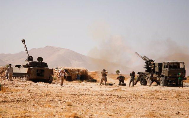 Israel dice que Irán controla 82.000 combatientes en Siria, incluidos 3.000 miembros de la Guardia Revolucionaria