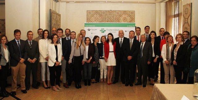 Adif, Babcock, Marsein y Fundación Educativa Santo Domingo