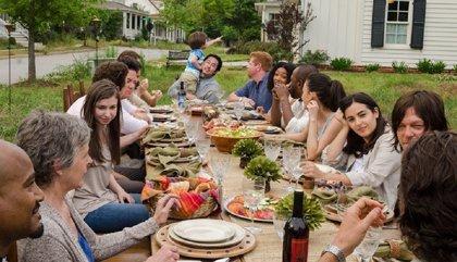 La 9ª temporada de The Walking Dead se centrará en la reconstrucción de la civilización
