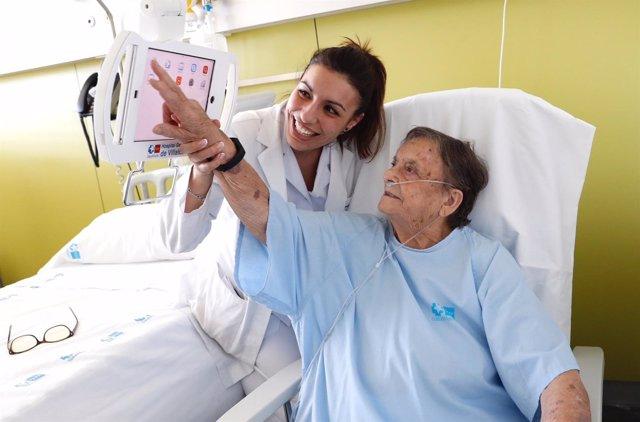 El Hospital de Villalba incorpora la teledermatología