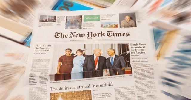 Movistar+ estrenará en junio El cuarto poder, el documental sobre Trump y  su relación con la prensa