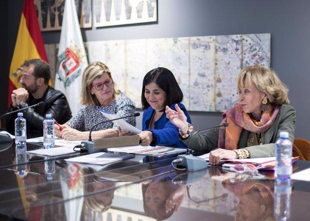 Reunión para la localización de los Objetivos de Desarrollo Sostenible