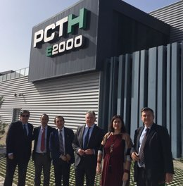 Visita al PCTH