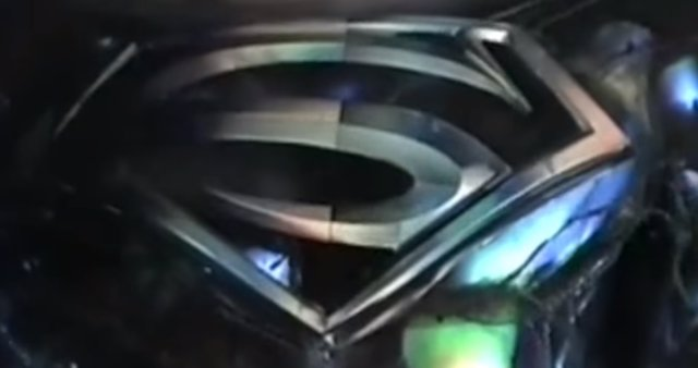 Traje de Superman de Tim Burton