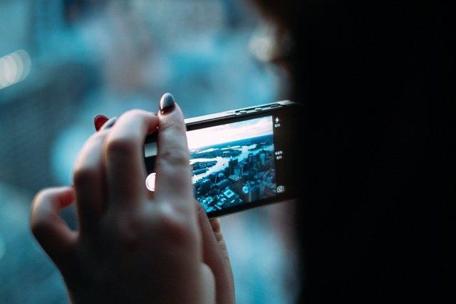 Fotografía con el móvil