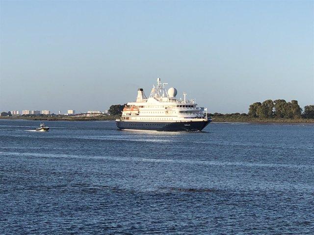 Crucero Seadream II
