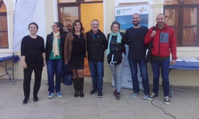 Participantes de 'Formentera Fotográfica'