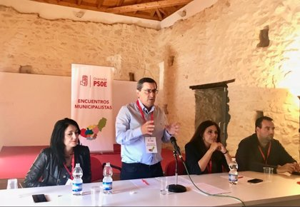 "PSOE de Granada pide a representantes municipales ""redoblar esfuerzos"" para impulsar compromisos adquiridos"