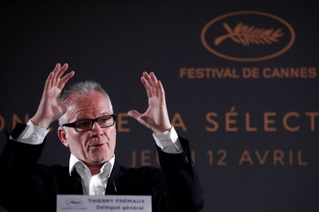 Cannes Film festival general delegate Thierry Fremaux