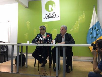 AMP.- PGE.- NC pone sobre la mesa Estatuto, REF, Reforma Electoral y enmiendas por 382 millones para apoyar los PGE