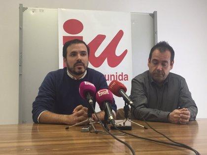 Garzón no se preocupa porque PP y Cs compitan y cree que IU debe movilizar a la izquierda