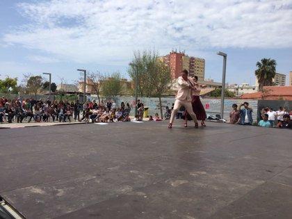 Más de 400 personas acuden a la representación de tres espectáculos profesionales de danza en La Soledat