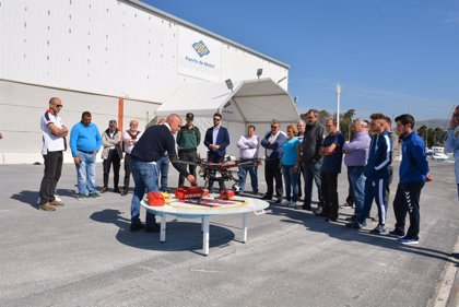 El Puerto de Motril (Granada) acoge una jornada sobre prevención de accidentes laborales en el sector pesquero