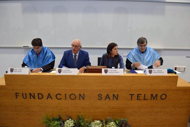 Clausura de la XXXII promoción del Executive MBA del Instituto San Telmo