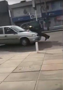 Agente de tráfico