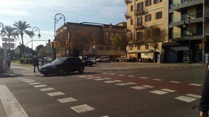 Parte de la Avenida de Alexandre Rosselló permanecerá cerrada al tráfico durante la mañana del domingo