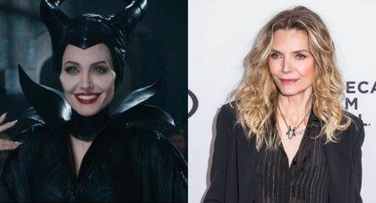 Michelle Pfeiffer, a un paso de unirse a Angelina Jolie en Maléfica 2