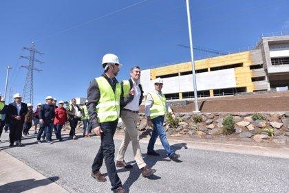 Las obras del Parque Científico y Tecnológico INtech Tenerife podrían estar concluidas este 2018
