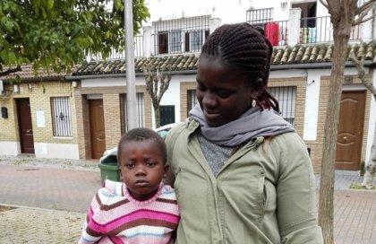 La ONG Infancia Solidaria busca a una familia de acogida en Córdoba para un niño de Guinea Bissau que será operado