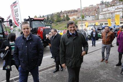 """Fernández pide al Estado que negocie condiciones """"más flexibles"""" para la devolución de ayudas a empresas mineras"""