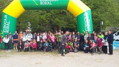 Unos setenta senderistas caminan de Cuenca a la Ciudad Encantada para visibilizar el Síndrome de Sanfilippo