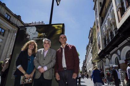 La avenida de la Constitución de Sevilla acoge una exposición sobre Murillo
