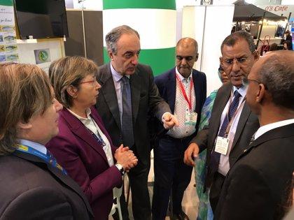 La Xunta tiende la mano al Gobierno de Mauritania para colaborar en materia de pesca