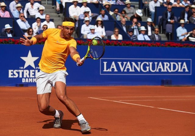 Rafa Nadal Barcelona Open Banc Sabadell Godó