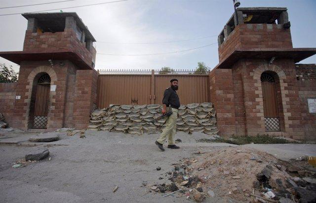 Cárcel de Peshawar