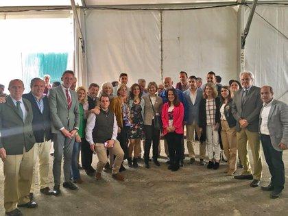 El PP de Cádiz agradece a la ministra García Tejerina la rebaja del IRPF a agricultores y ganaderos