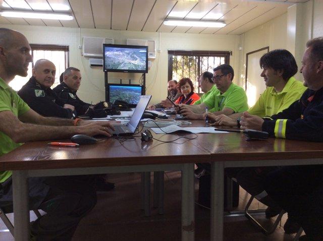 Reunión de coordinación del Plan del Cerro 2018