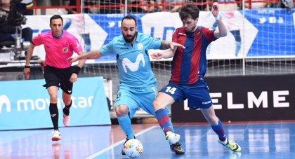 Movistar Inter, campeón de la liga regular y Navarra cierra los 'playoff'