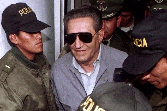 El dictador boliviano Luis García Meza