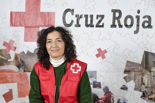 María del Mar Pageo, nueva presidenta de Cruz Roja Española en Andalucía