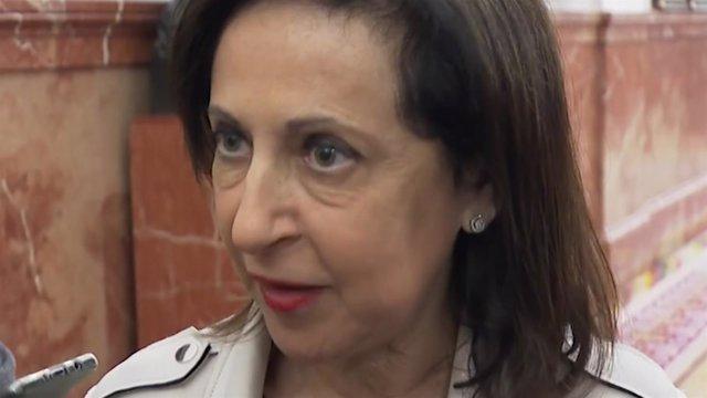 Margarita Robles declara sobre las CDR