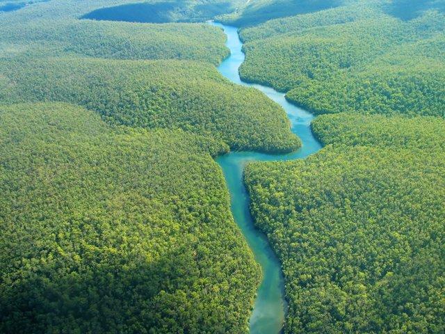 Río amazonas térmica conferencia málaga