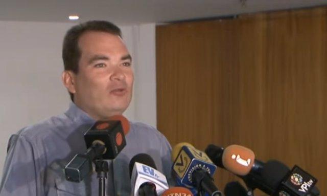 Tomás Guanipa, político de Venezuela