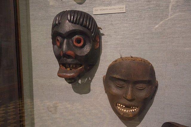 Máscaras Tsimshian