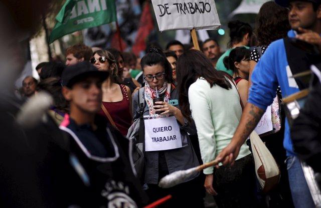 Manifestaciones de trabajadores
