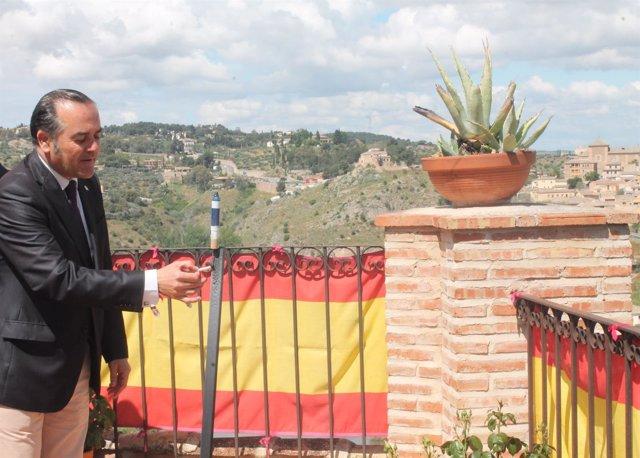El delegado del Gobierno, José Julián Gregorio, en el Valle