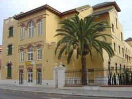 Fachada Subdelegación del Gobierno en Málaga