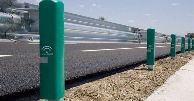 Barreras de seguridad para motoristas
